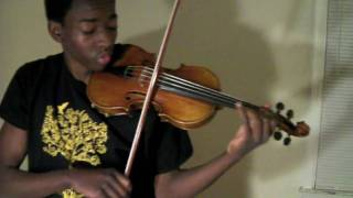 Lady Gaga  Paparazzi on Violin
