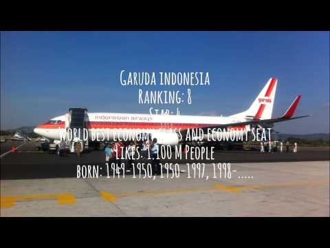 Garuda Indonesia vs Malaysia airlines (UPDATE)