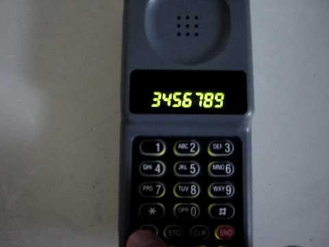 Motorola MicroTac DPC-550