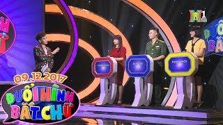 Đuổi hình bắt chữ | 09.12.2017 | DHBC | Duoi hinh bat chu | MC Xuân Bắc