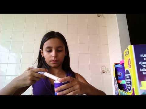 Como fazer sorvetes de massinha