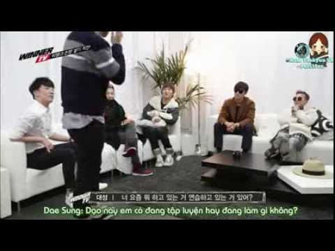 [Vietsub] WinnerTV 6 - Big Bang cut 1