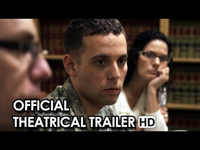 THE KILL TEAM - Official Theatrical Trailer (2014) HD