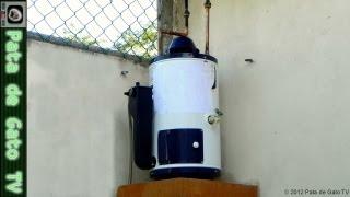 Instalando un Calentador para Agua