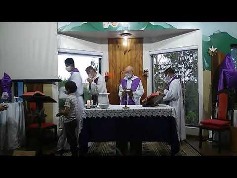 Santa Missa | 24.03.2021 | Quarta-feira | Padre José Sometti | ANSPAZ