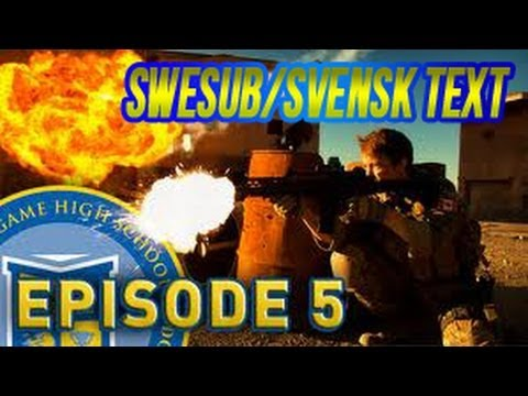 Video Game High School (VGHS) Season 1 [SweSub] - Episode 5 [Svensk Text]