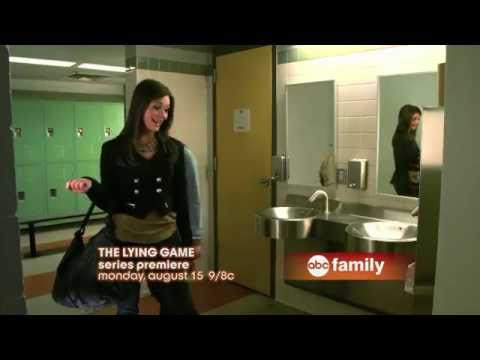 "The Lying Game - Promo (August 15, 2011), ""The Lying Game,"" a new one-hour scripted drama, follows Emma, a kind-hearted foster kid who learns she has an identical twin sister, Sutton. Sutton, unlike ..."