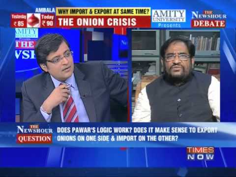 The Newshour Debate: Does Sharad Pawar's logic make sense? - Part 2