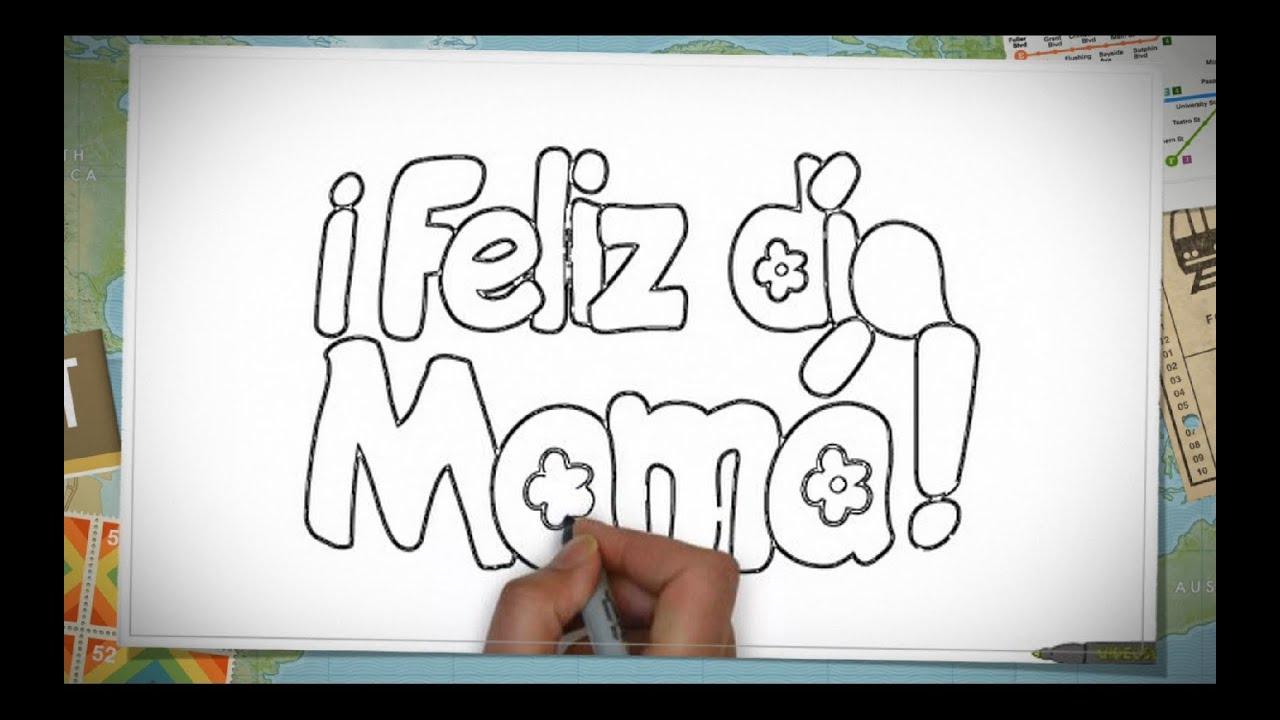 Feliz Dia Mamá!!! - YouTube Feliz Dia Mama