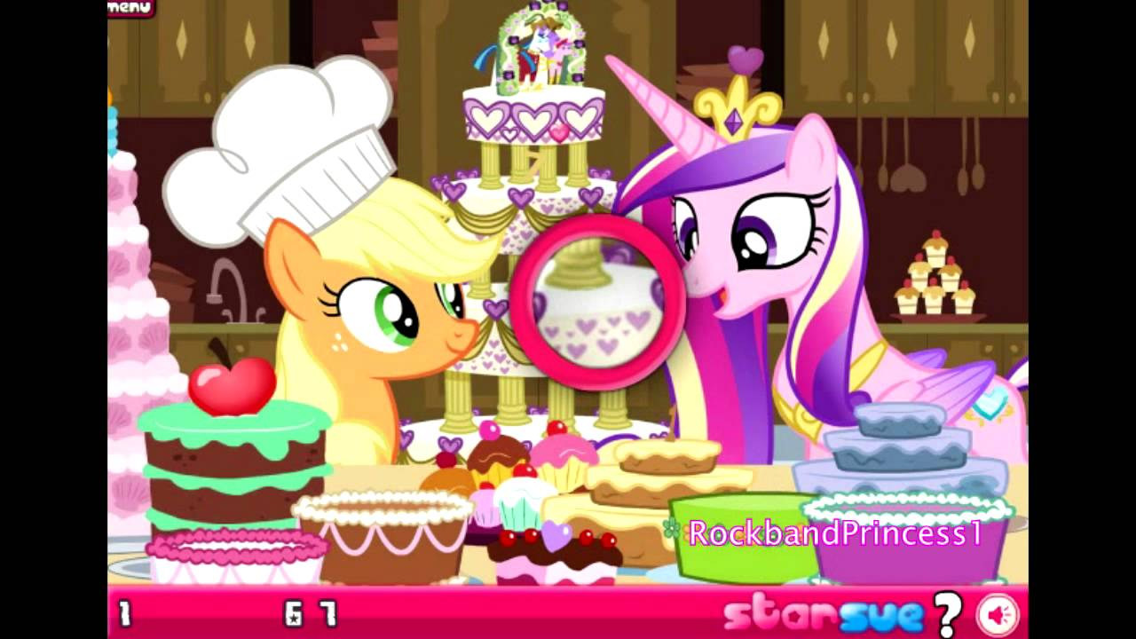 My Little Pony Numbers Hunt Game - Full Online Game To Play in English ...