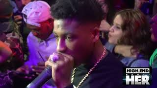 NBA YoungBoy Rocks LA Crowd, Performs WITH His Fans!
