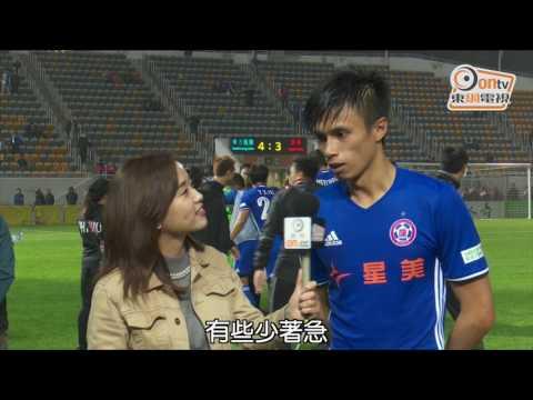 【第18週港超聯精華!】- 2016-17中銀人壽香港超級聯賽