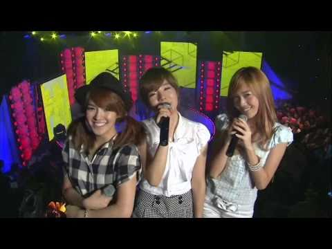 HD Jessica (SNSD) Supercalifragilisticexpialidocious , The M Aug27.2009 GIRLS' GENERATION 720P