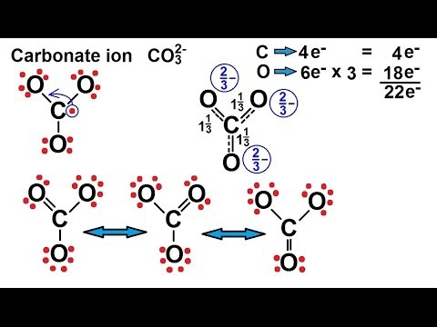 Chemistry - Chemical Bonding (33 of 35) Lewis Structures - Exceptions to the (Resonance) Octet Rule