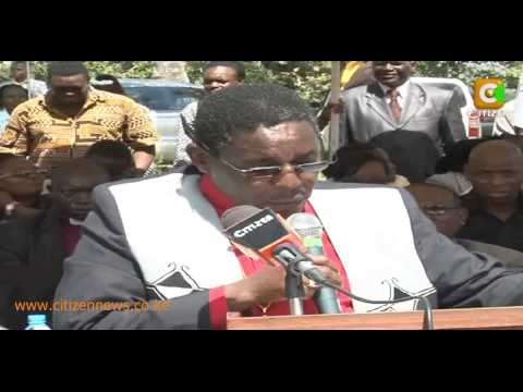We Want Guns, Say Mombasa Church Leaders