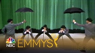 Emmys Dance Numbers, a Retrospective
