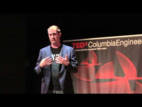 Let's Solve Better Problems: Michael Slaby at TEDxColumbiaEngineering