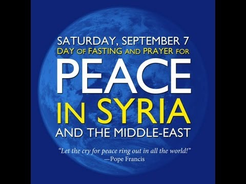 Pray For Peace in Syria