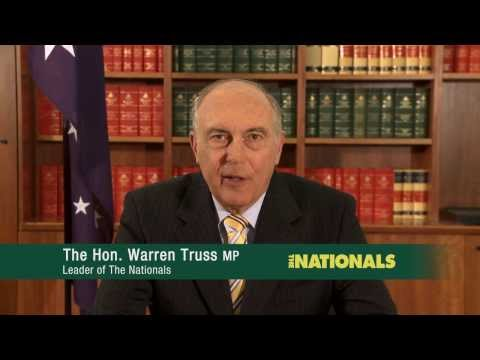 Warren Truss SBS Broadcast #1