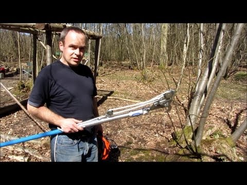 Stein Pole Kit review - forestry or arborist use