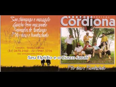 15.Seu Elpídeo e o Cusco Javali - Grupo Cordiona