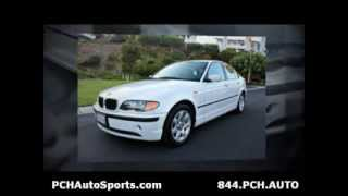 [2003 BMW 325i For Sale PCH Auto Sports Used Pre Owned Orange Cou] Video