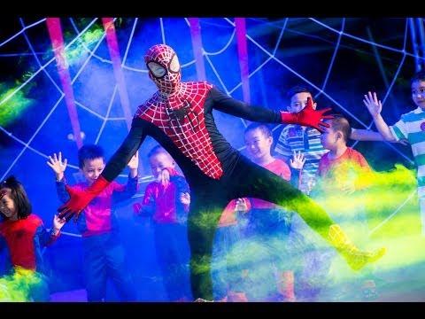 Người nhện siêu đẳng 2 - Họp báo ra mắt phim TPHCM ngày 28/04/2014