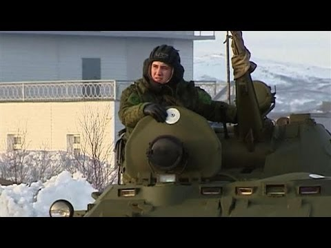 Russia Begins Military Exercises Amid Ukraine Tension | The Foreign Bureau