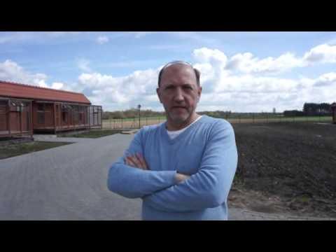 Wspólny Gołębnik Rogowo - pierwsze gołębie - 14.04.2014r.