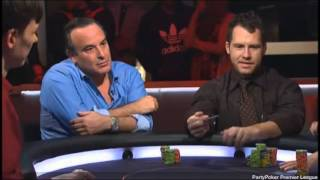 PartyPoker Premier League VI Final Table - Part 5/9