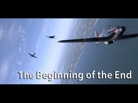 """IL2 Cliffs of Dover - """"The Beginning of the End"""""""