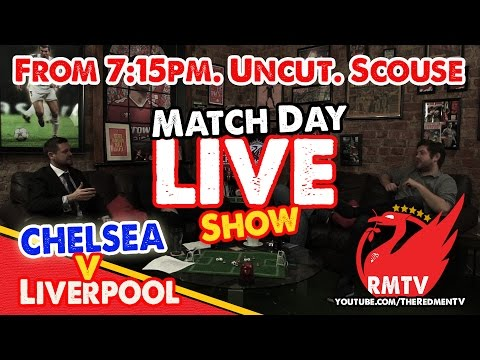 Chelsea v Liverpool: Matchday LIVE Show | Capital One Cup Semi 2nd Leg
