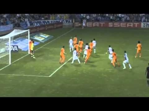 Humberto Osorio Goal ~ Real Valladolid vs Real Madrid 1-1