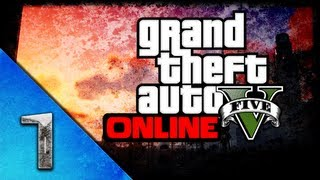 GTA 5 Grand Theft Auto V Online Ao Vivo #1