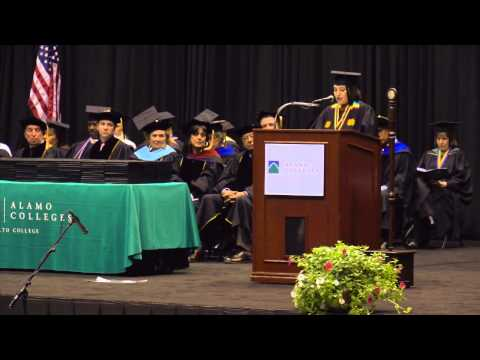 Palo Alto College Graduation 2014