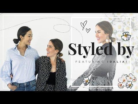 Summer Lookbook for Short Girls ft. Idalia | Styled by Chriselle