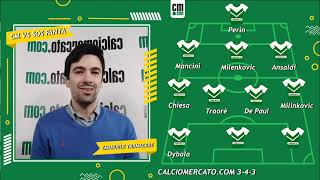CM.com vs Sos Fanta: Lukaku e Kessie, caccia a un +3 su rigore. Certezze Juve e Roma, Ilicic...