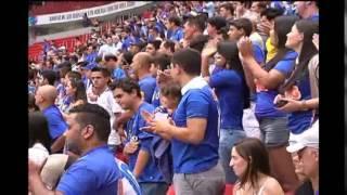 Cruzeiro empata com Shakhtar Donetsk no Man� Garrincha