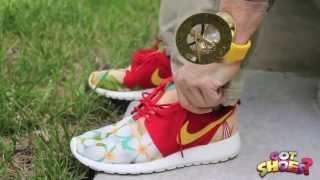 Nike Roshe Run Island Girl Customs [On Feet Of The Week