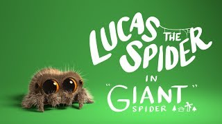 Lucas the Spider - Giant Spider