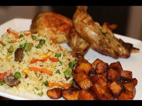 How to make Nigerian Fried Rice