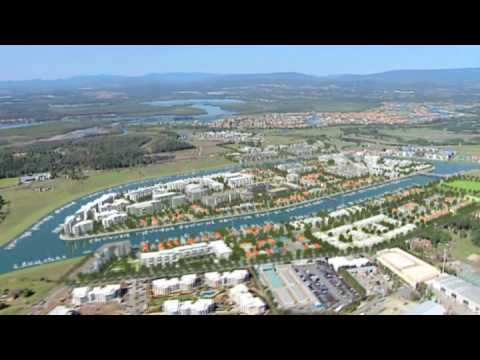 Marina Quays Development, Hope Island, Australia