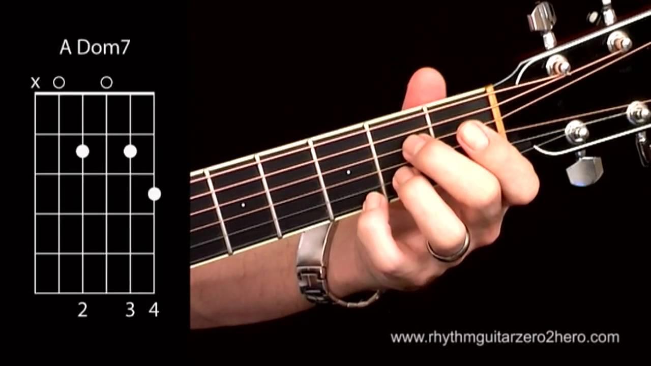 Learn guitar chords beginner