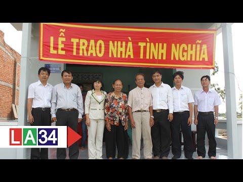 TP. HCM tặng nhà tình nghĩa cựu chiến binh | LATV