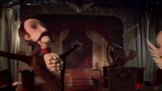 Jack And The Cuckoo-Clock Heart (2013) Trailer English