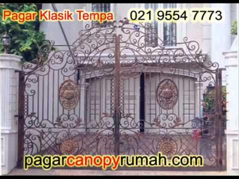 Canopy Rumah Minimalis di Tangerang