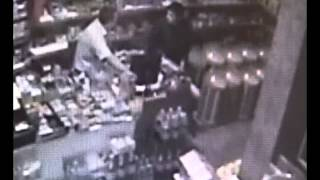 Turgutlu'da market'te bıçaklama
