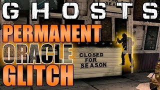 PERMANENT ORACLE GLITCH (Call Of Duty Ghosts Wallhack