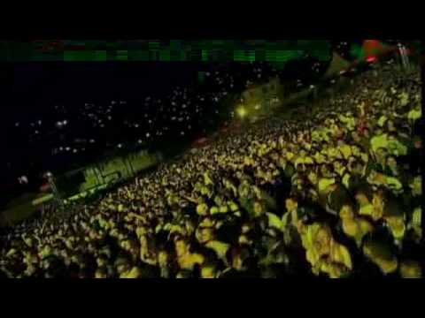 O Rappa Ao Vivo na Rocinha - Homem Amarelo HD