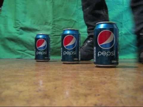 Pepsi Challenge Dance & Work Boot Fetish Dance